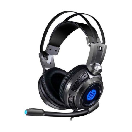 Headset Gamer HP H200 LED com fio - PC