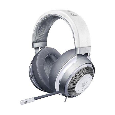 Headset Gamer Razer Kraken Mercury 7.1 com fio - Multiplataforma
