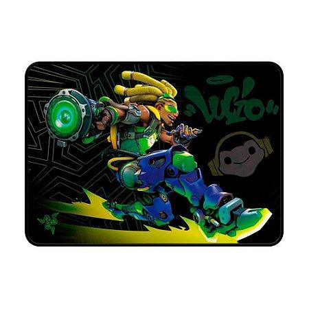 Mousepad Gamer Razer Goliathus Médio Overwatch Lúcio Edition 355x254x3mm