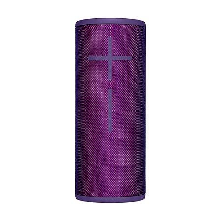 Caixa de Som Ultimate Ears Boom 3 Ultraviolet Purple Bluetooth