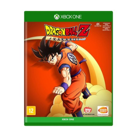 Jogo Dragon Ball Z: Kakarot - Xbox One