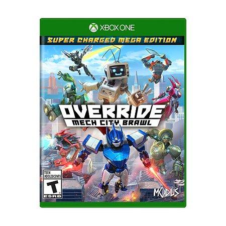 Jogo Override: Mech City Brawl (Super Charged Mega Edition) - Xbox One
