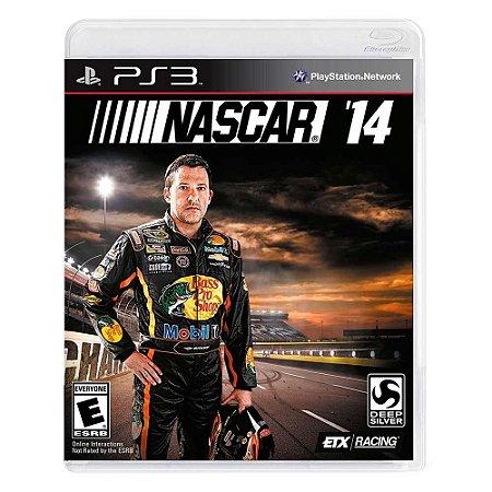 Jogo NASCAR 14 - PS3