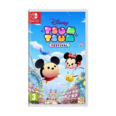 Jogo Disney Tsum Tsum Festival - Switch