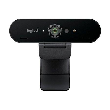 Webcam Logitech Brio Ultra HD 4K PRO