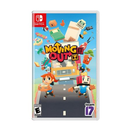 Jogo Moving Out - Switch