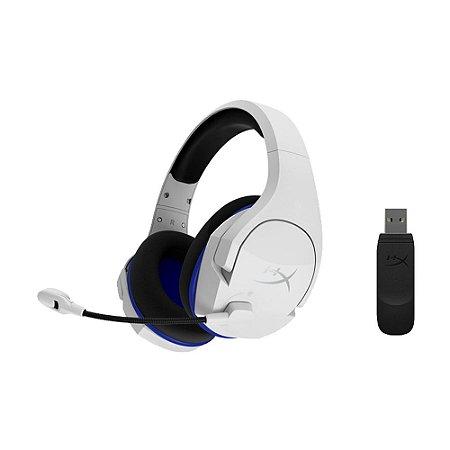 Headset Gamer HyperX Cloud Stinger Core HHSS1C-KB-WT/G sem fio - PS4, PS5 e PC