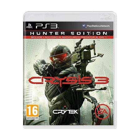 Jogo Crysis 3 (Hunter Edition) - PS3