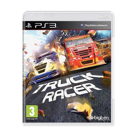 Jogo Truck Racer - PS3