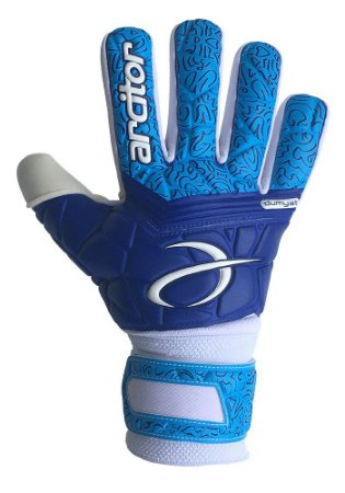 Luvas de Goleiro Arcitor Dumyat Negative Finger Support (Azul) XW Elite