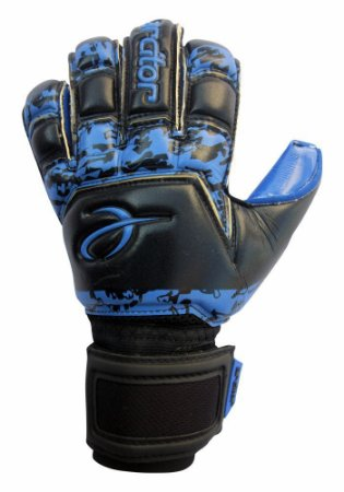 Luvas de Goleiro Arcitor Carancho Rollfinger (Azul Preto) SCF Elite