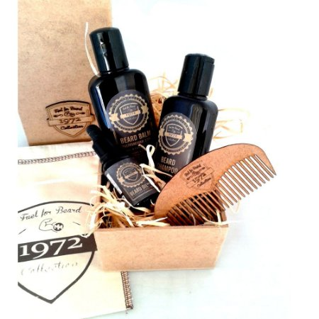KIT Box para Barba Fuel4Men