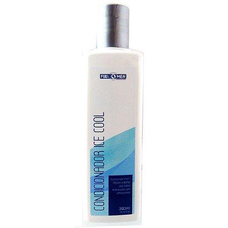 Condicionador para cabelo e barba Ice Cool anti-oleosidade Fuel4Men
