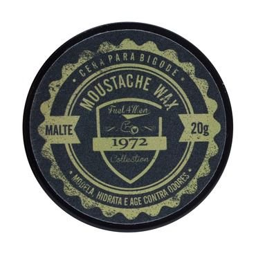 Cera para bigode ou barba  Moustache wax Fuel4Men
