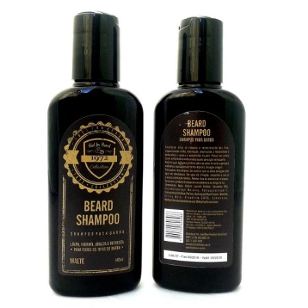 SHAMPOO MENTOLADO PARA BARBA FUEL4MEN