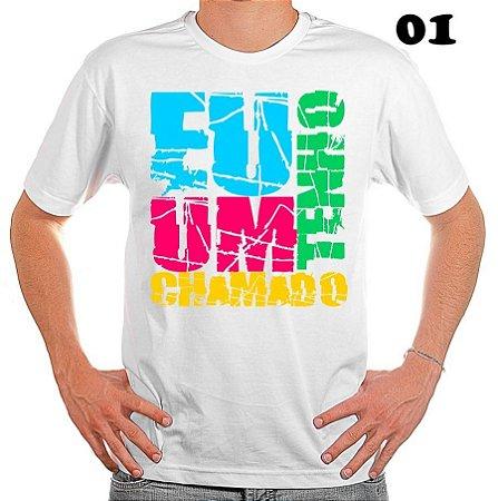Camiseta Personalizada Gospel