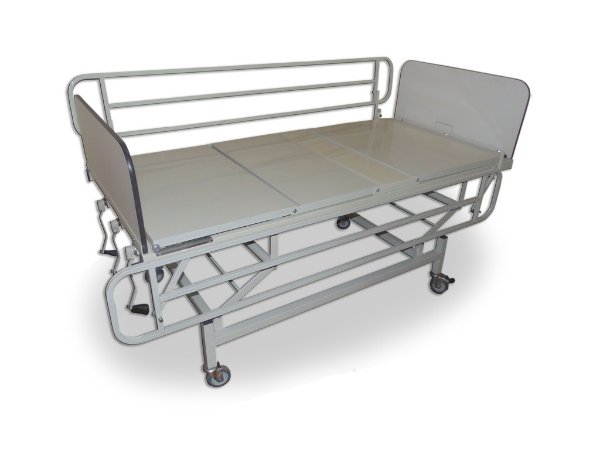 Cama Hospitalar 03 Movimentos Manual Modelo BLIAMED NOVA