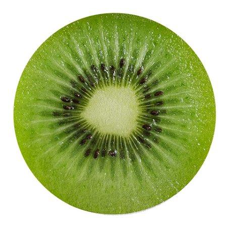 Toalha Redonda Kiwi - 100% Algodão - FRETE GRÁTIS