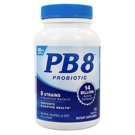 PB8 - Nutrition Now - 120 cápsulas