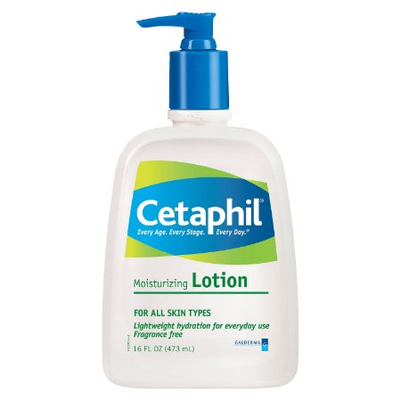 Cetaphil - Body Lotion for Dry, Sensitive Skin - 473ml