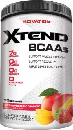 Xtend BCAAs - Scivation - 30 doses