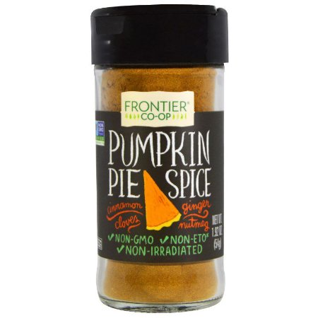 Pumpkin Spice Frontier Natural