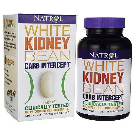 White Kidney Beans - Natrol - 120 cápsulas