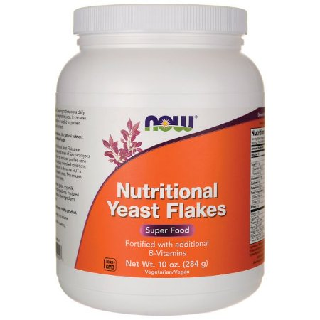 Nutritional Yeast Flakes NOW - 284g