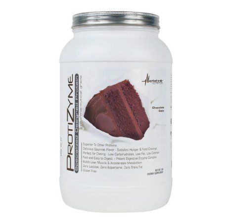 Proteína Protizyme 2 lbs -Metabolic
