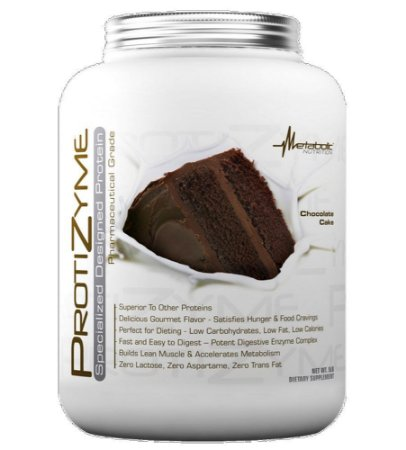 Proteína Protizyme 5 lbs -Metabolic