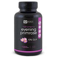 Evening Primrose  Oleo de Primula Sport Reserch 1300 mg  120 caps