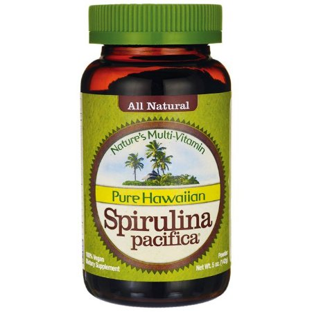 Spirullina em Pó Nutrex 142 gramas