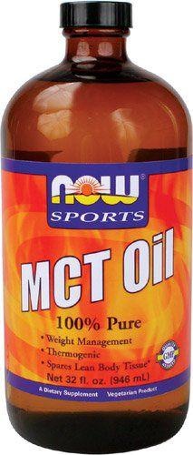 MCT OIL NOW 32 oz