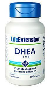 DHEA 15 mg Life Extension 100 caps