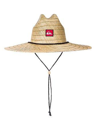 Chapéu de Palha Quiksilver Salva Vidas Pierside