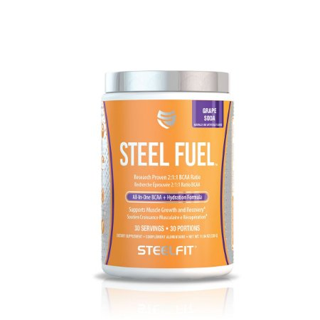 Steel Fuel All in One BCAA 30 doses