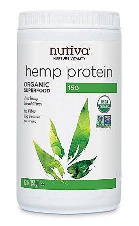 Hemp Protein - Nutiva - 454g