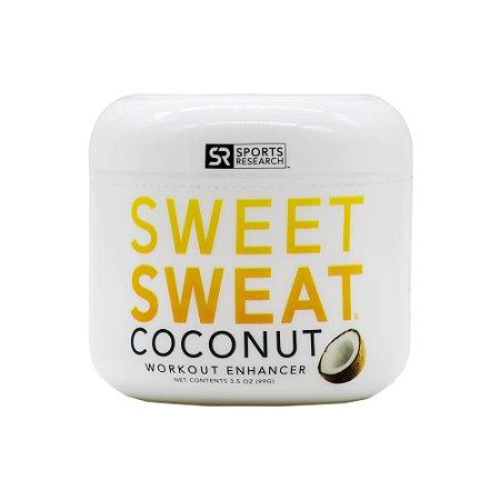 Sweet Sweat Coconut (99g) - Edição Limitada - Frete Grátis