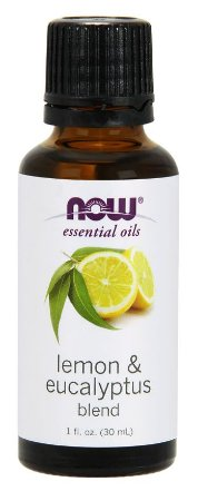 Óleo Essencial 100% Puro - Lemon e Eucalyptis - NOW
