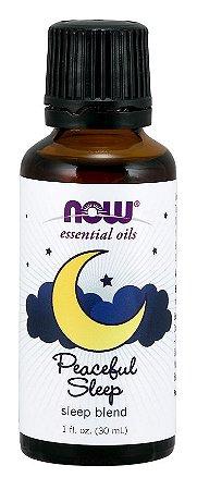 Óleo Essencial 100% Puro - Peaceful Sleep - NOW