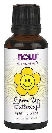 Óleo Essencial NOW  -  Cheer Up Buttercup  1oz