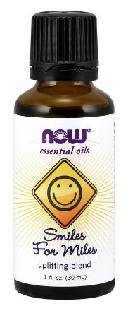 Óleo Essencial NOW - Smiles for Miles 30ml