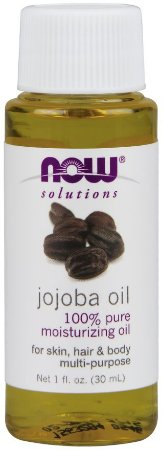 Óleo de Jojoba NOW 100% Puro  - 30ml