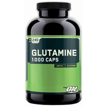 Glutamina ON 1,000mg 240 caps