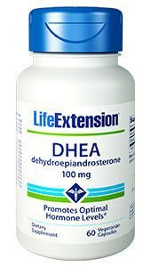 DHEA 100mg Life Extension 60 vcaps