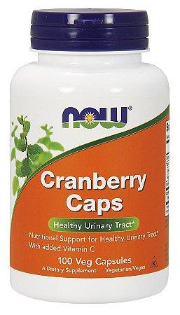 Cranberry  Caps  NOW 100 Capsules