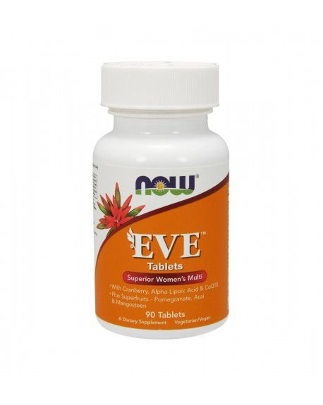 Eve Women's Multiple Vitamin NOW 90 Tablets