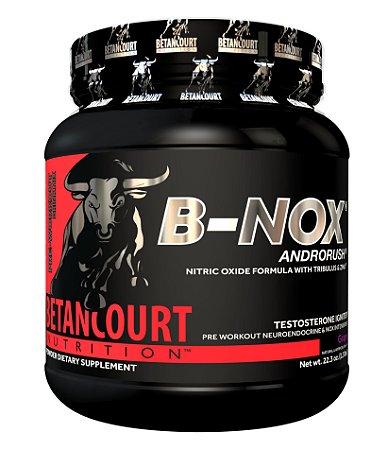 B Nox Betancourt Nutrition