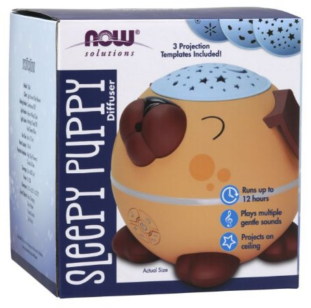 Sleepy Puppy Essential Oil Diffuser  NOW  160 ml   Lançamento