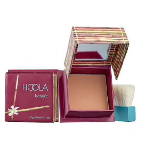 Hoola Matte Bronzer Mini 3.96g - Natural Bronze